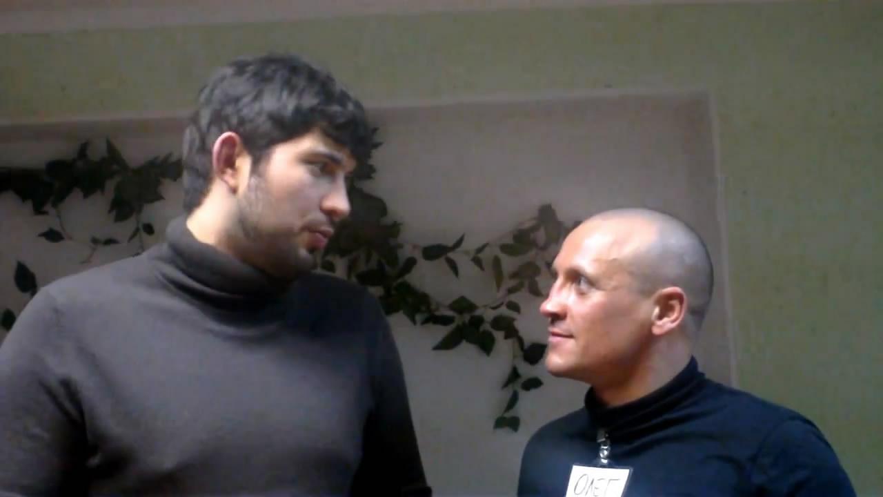 Видео-отзывы о тренинге Олега Белого