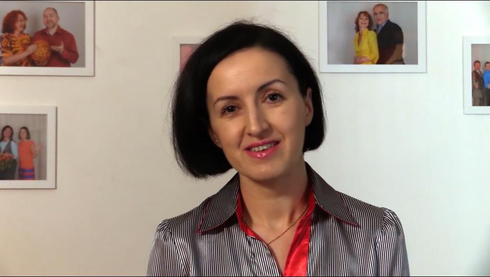 Татьяна Бизина о тренинге