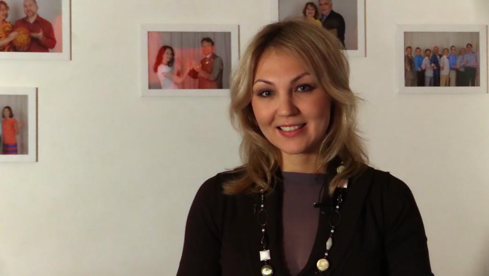 Наталья Пананкова о тренинге